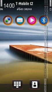 Tsunami es el tema de pantalla