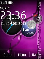 Razr v2 theme screenshot