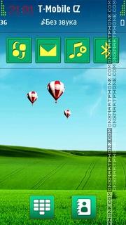 Eve HD-v5 tema screenshot