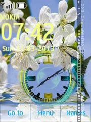 Spring Clean theme screenshot