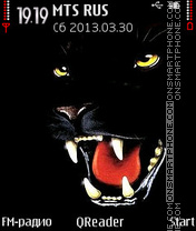 Black Panther es el tema de pantalla