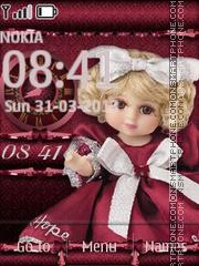 Dolly 01 theme screenshot