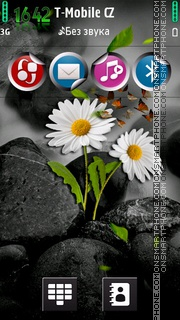 Allure HD theme screenshot