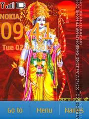 Jai Sreeram theme screenshot