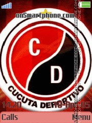 Cucuta tema screenshot