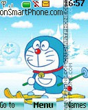 Doraemon 12 theme screenshot