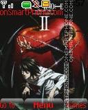 Death Note 671 theme screenshot
