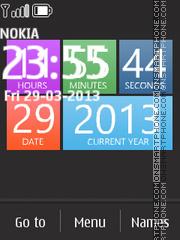 Colour Studio - Win 8 theme screenshot