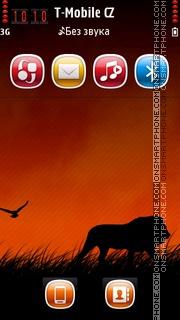 Safari 04 theme screenshot