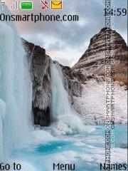 Waterfall theme screenshot