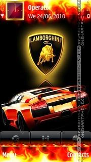 Lambo Theme-Screenshot