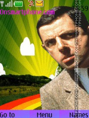 Mister Bean Theme-Screenshot