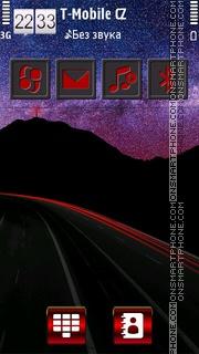 Velocity HD v5 tema screenshot
