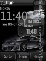 Auto Lux By ROMB39 tema screenshot