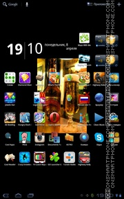 Beer 06 theme screenshot