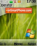 Vista 3 es el tema de pantalla
