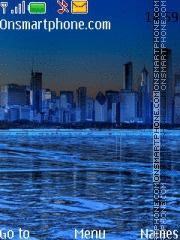 Manhattan Night tema screenshot