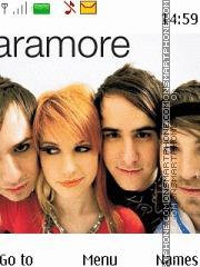 Paramore 06 es el tema de pantalla