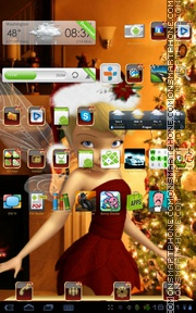 Tinkerbell 10 theme screenshot