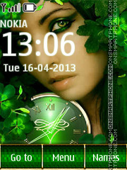 Nimfa theme screenshot