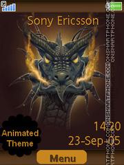 Dragon es el tema de pantalla