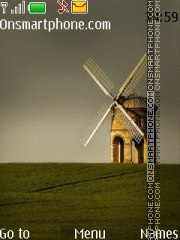 Скриншот темы Windmill 06