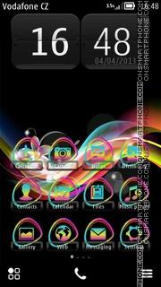 Ripple 01 es el tema de pantalla