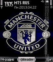 Man-United es el tema de pantalla