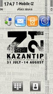 Kazantip Republic 21 es el tema de pantalla