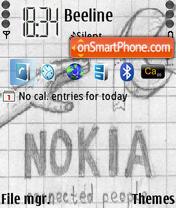 Ali 02 theme screenshot