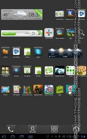 Simple 03 tema screenshot