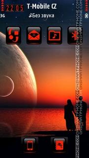 Sunset Point theme screenshot