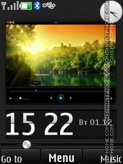 Telly by Darina theme screenshot