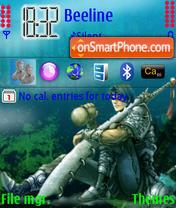 Hero theme screenshot
