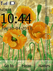 Spikelets tema screenshot