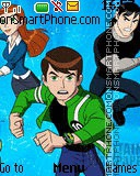 Ben 10 ultimate alien tema screenshot