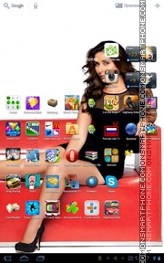 Kareena Kapoor 05 theme screenshot
