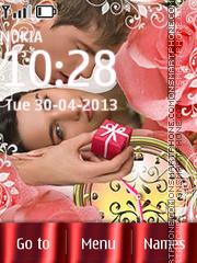 Present theme screenshot