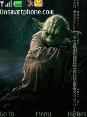 Master Yoda 01 theme screenshot
