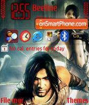 PoP theme screenshot