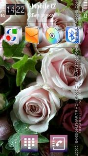 Roses 08 es el tema de pantalla