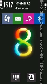 W8Style es el tema de pantalla