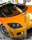 Cool Car theme screenshot