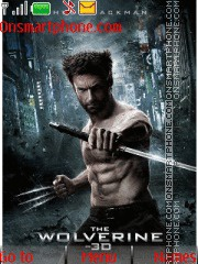 The Wolverine theme screenshot