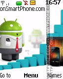 Android os last and latest version es el tema de pantalla