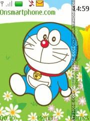 Скриншот темы Doraemon 13