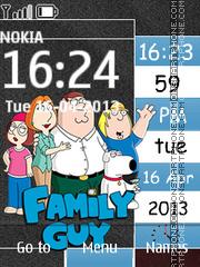 Family Guy 04 theme screenshot