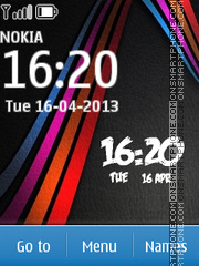 Nokia 4d Icons theme screenshot