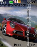 Car Force - Alfa Romeo theme screenshot