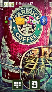 Starbucks 03 theme screenshot